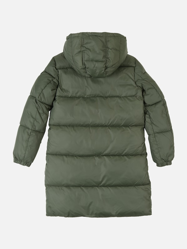 Mantel 'RECYCLED EXTRA LONG PUFFER'