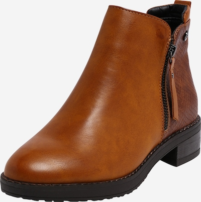 Xti Ankle boots in brown, Item view