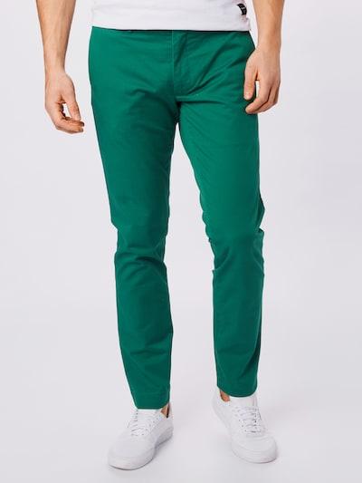 POLO RALPH LAUREN Chinohose  'TSLFHDN' in grün, Modelansicht
