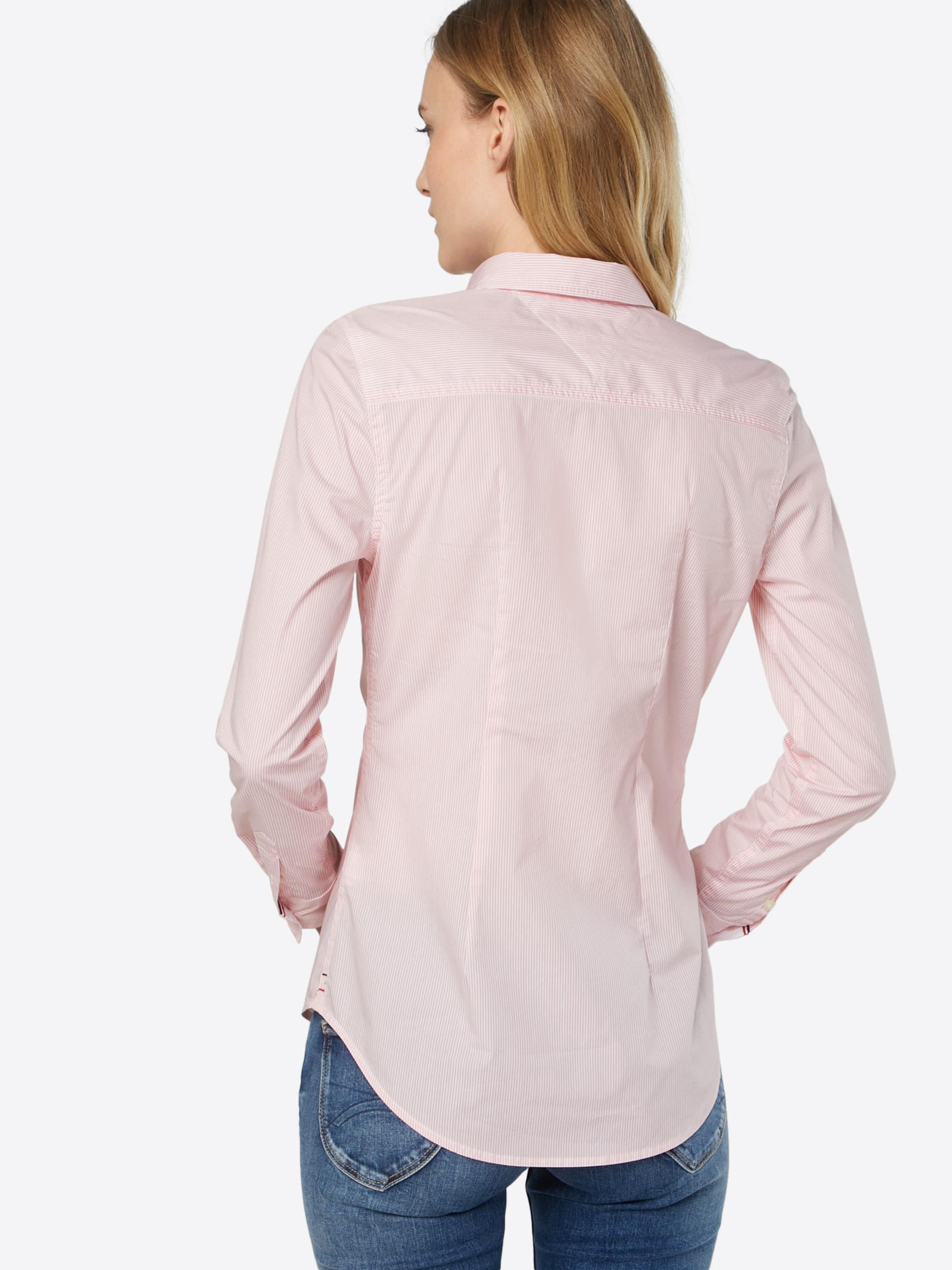 Tommy Jeans klassische Bluse Spielraum Finish Kauf Verkauf Online WHOlw