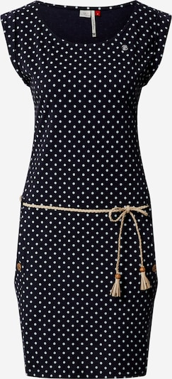 Ragwear Kleid in schwarz / weiß, Produktansicht