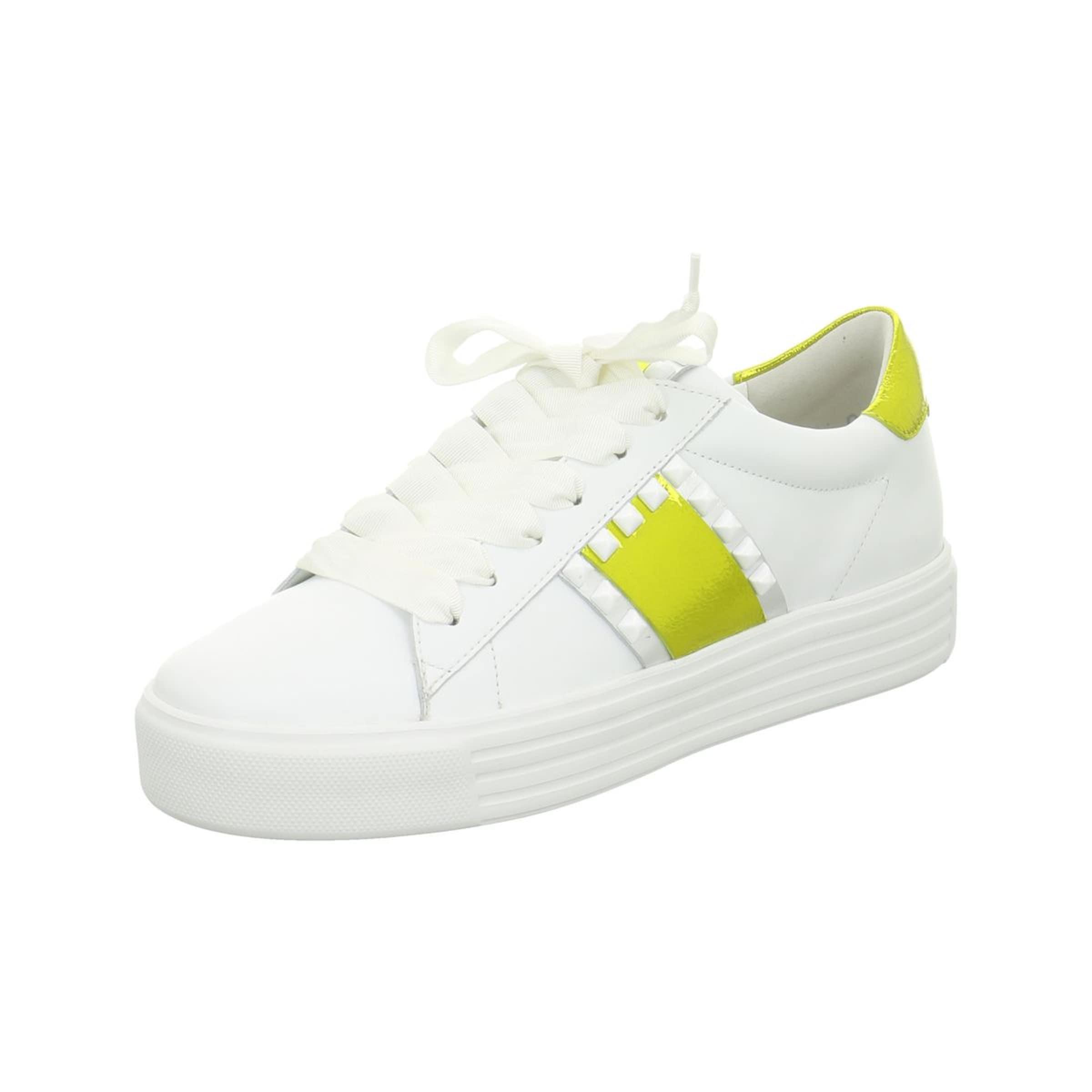 In ApfelWeiß Schmenger Sneakers Kennelamp; vN0wyPOmn8