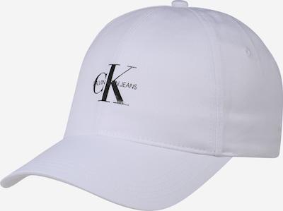 Șapcă '2990' Calvin Klein Jeans pe gri / negru / alb, Vizualizare produs