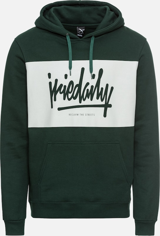 Iriedaily Sweat Hooded' En shirt 'tagg Sapin PkZiOuXT