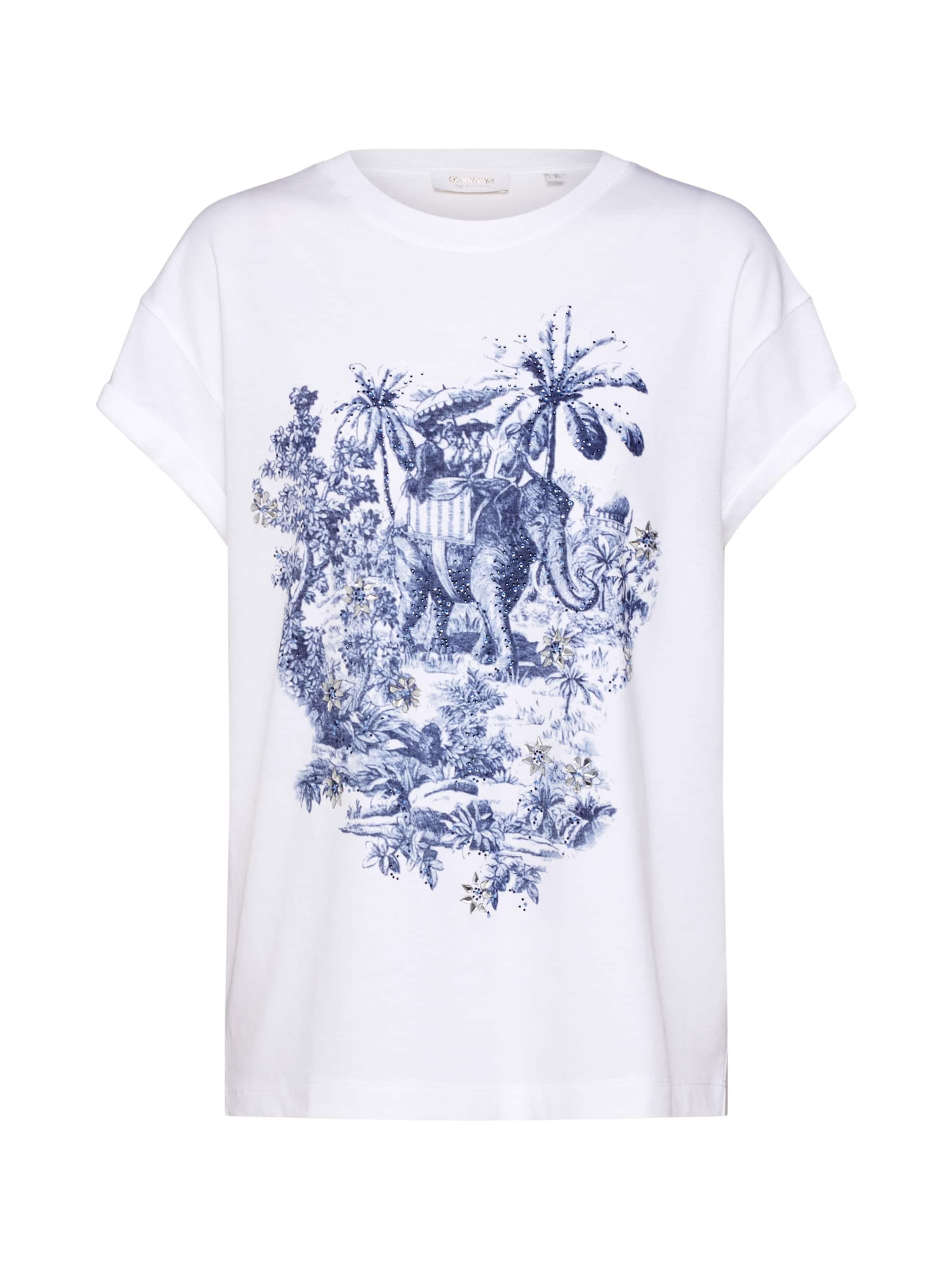 shirt Royal In BlauWeiß T Richamp; lFcJK1