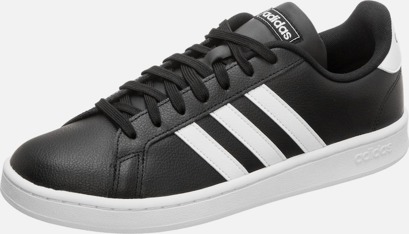 ADIDAS PERFORMANCE Sneaker 'Grand Court' in schwarz, Produktansicht