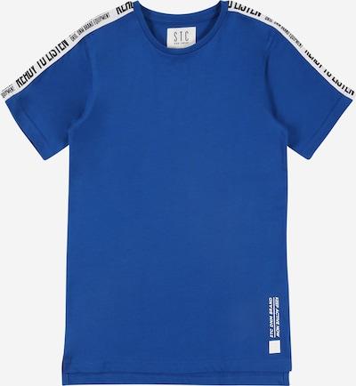STACCATO Shirt in de kleur Royal blue/koningsblauw / Wit: Vooraanzicht