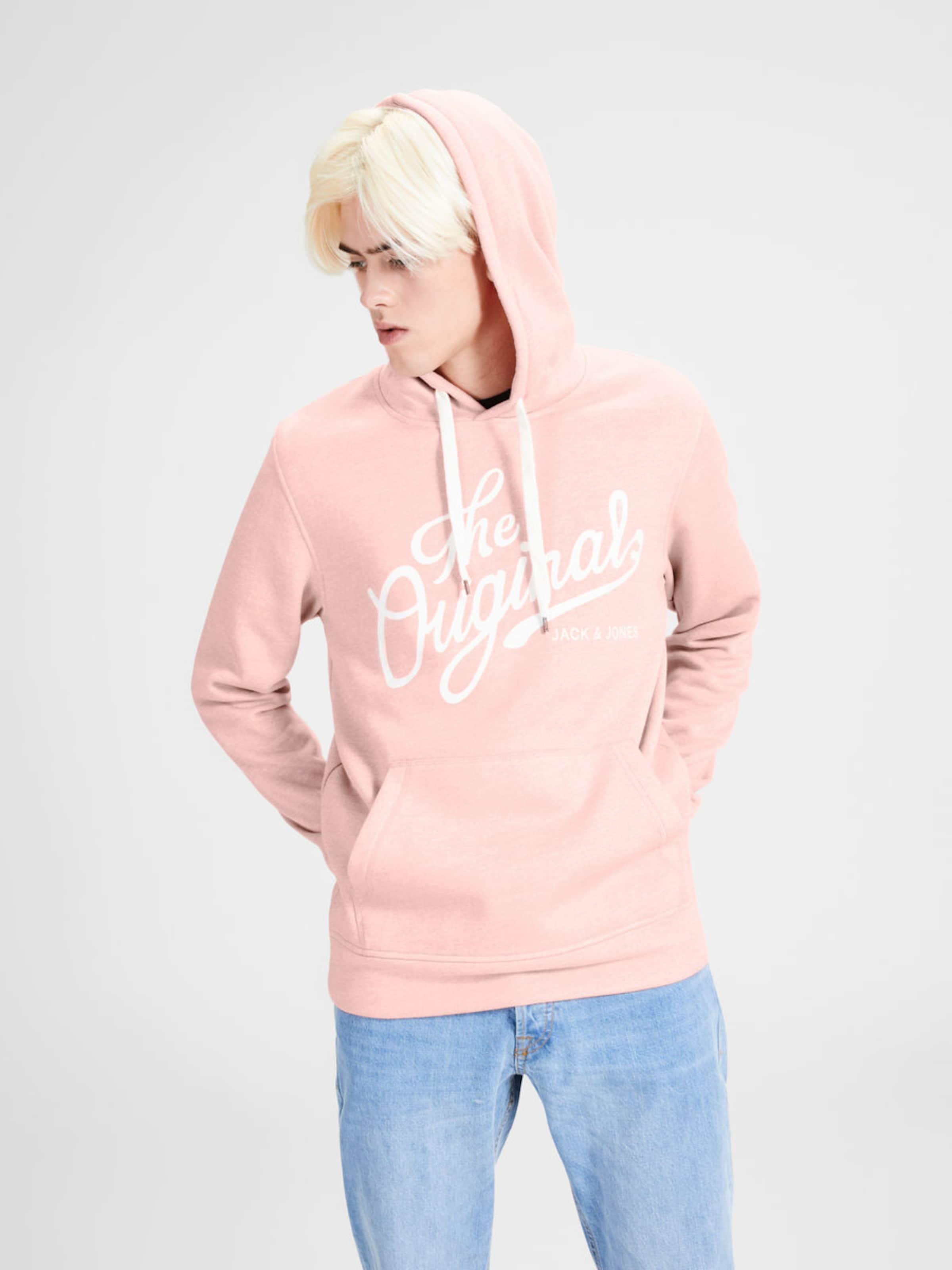 JACK & JONES Sweatshirt Verkauf Exklusiv Ebay Online Verkauf Perfekt Rabatt Neue Stile Freies Verschiffen Niedrig Versandkosten hTXDGRjG