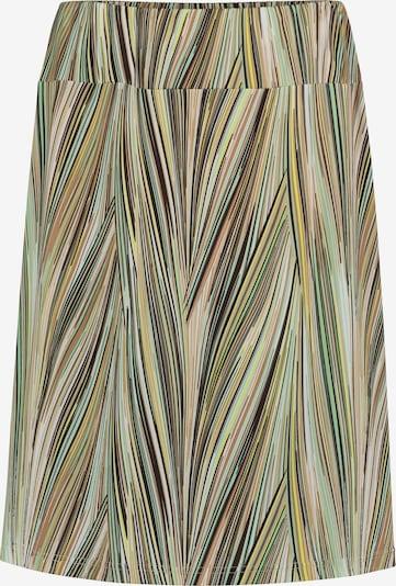 Betty Barclay Schlupfrock mit Aufdruck in beige / grün, Produktansicht