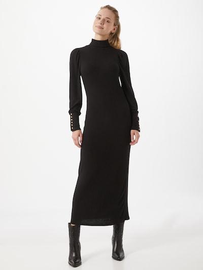OBJECT Kleid 'Katrina' in schwarz, Modelansicht