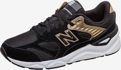 new balance Sneaker 'X-90' in gold / schwarz, Produktansicht