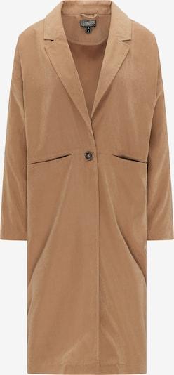DREIMASTER Mantel in beige, Produktansicht