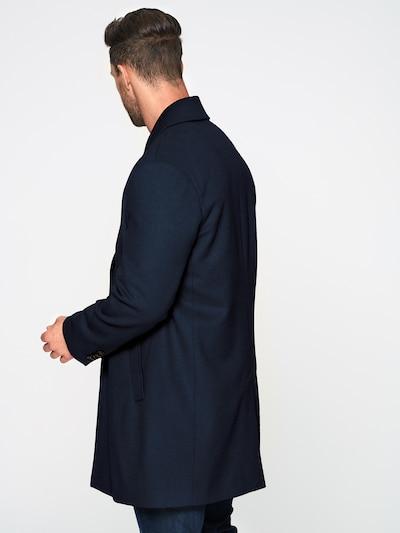 ABOUT YOU x Magic Fox Prechodný kabát 'Victor' - modrá: Pohľad zozadu