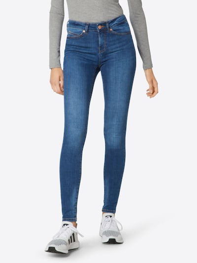 Noisy may Jeans in blue denim: Frontalansicht