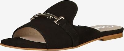 GADEA Pantoletten in schwarz, Produktansicht