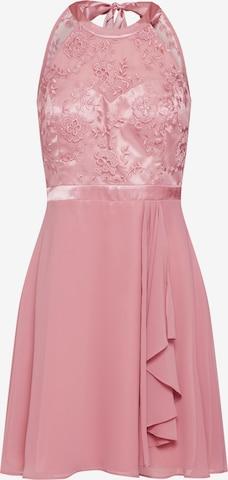 Vera Mont Φόρεμα κοκτέιλ σε ροζ
