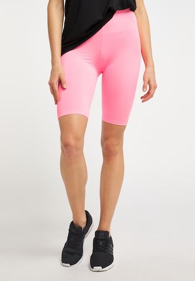 TALENCE Radler-Shorts in pink: Frontalansicht