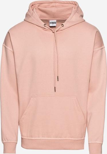 Bluză de molton Urban Classics pe roz vechi, Vizualizare produs