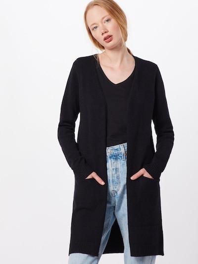 Cream Strickjacke 'KaitlynCR' in schwarz, Modelansicht