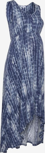 Neun Monate Umstandskleid in blau, Produktansicht