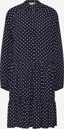 mbym Robe-chemise 'Marranie' en bleu foncé / blanc, Vue avec produit