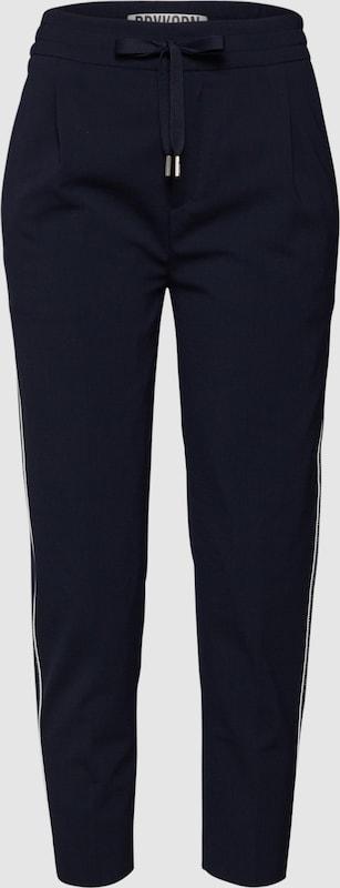 DRYKORN Hose 'Level' in nachtblau  Markenkleidung für Männer und Frauen