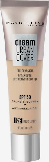 """MAYBELLINE New York Foundation """"Dream Urban Cover"""" in nude, Produktansicht"""