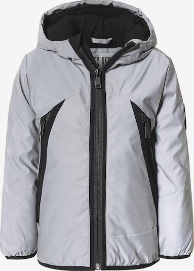 STACCATO Winterjacke in grau / schwarz, Produktansicht