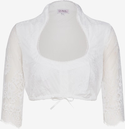 MARJO Bluse 'Nia-Christina ' in offwhite, Produktansicht