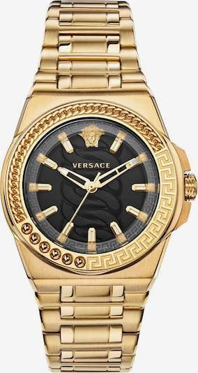 VERSACE Uhr 'Chain Reaction' in gold, Produktansicht