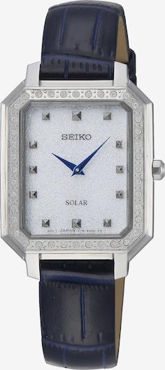 SEIKO Uhr in dunkelblau, Produktansicht