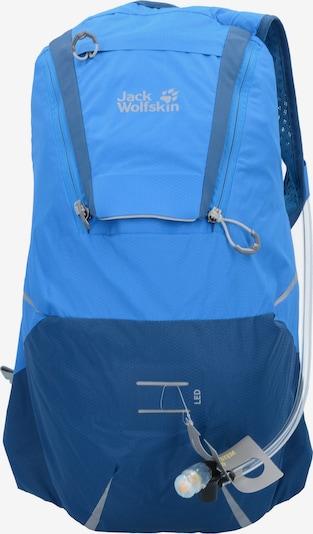 JACK WOLFSKIN Rucksack in blau / dunkelblau, Produktansicht