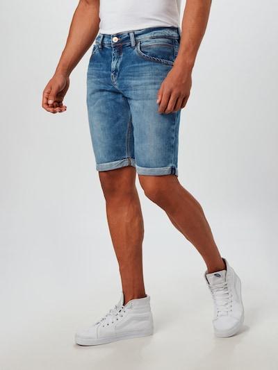 LTB Jeans 'LANCE' in de kleur Blauw denim, Modelweergave