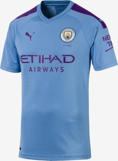 PUMA Trikot 'Manchester City Authentic' in royalblau / dunkellila, Produktansicht
