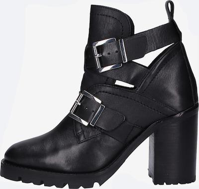 BRONX Stiefelette in schwarz / silber, Produktansicht