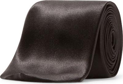 J.Lindeberg Stropdas 'Lalle' in de kleur Zwart, Productweergave