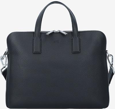BOSS Aktenatasche 'Crosstown' in schwarz, Produktansicht