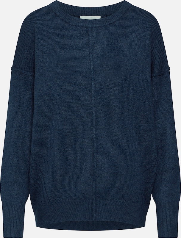 TOM TAILOR DENIM Pullover in navy, Produktansicht