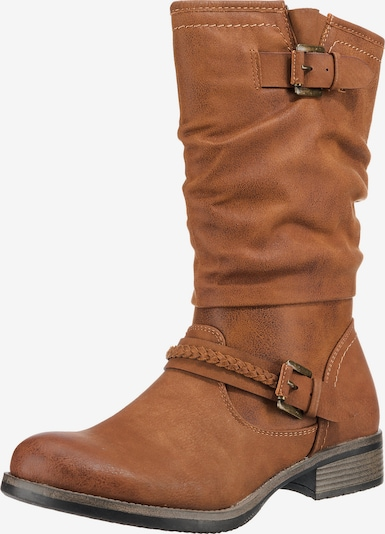 RIEKER Boot in brown, Item view