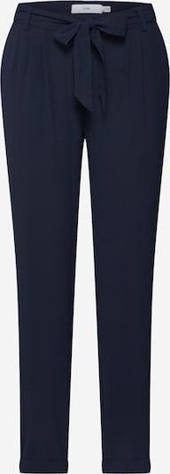 ICHI Pantalon chino en bleu marine, Vue avec produit