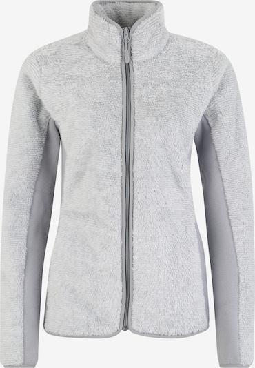 Jachetă  fleece funcțională 'PINE LEAF' JACK WOLFSKIN pe gri deschis, Vizualizare produs