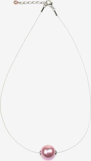 Orquidea Perlenkette 'The Floating Pearl' Pink in rosa / silber, Produktansicht
