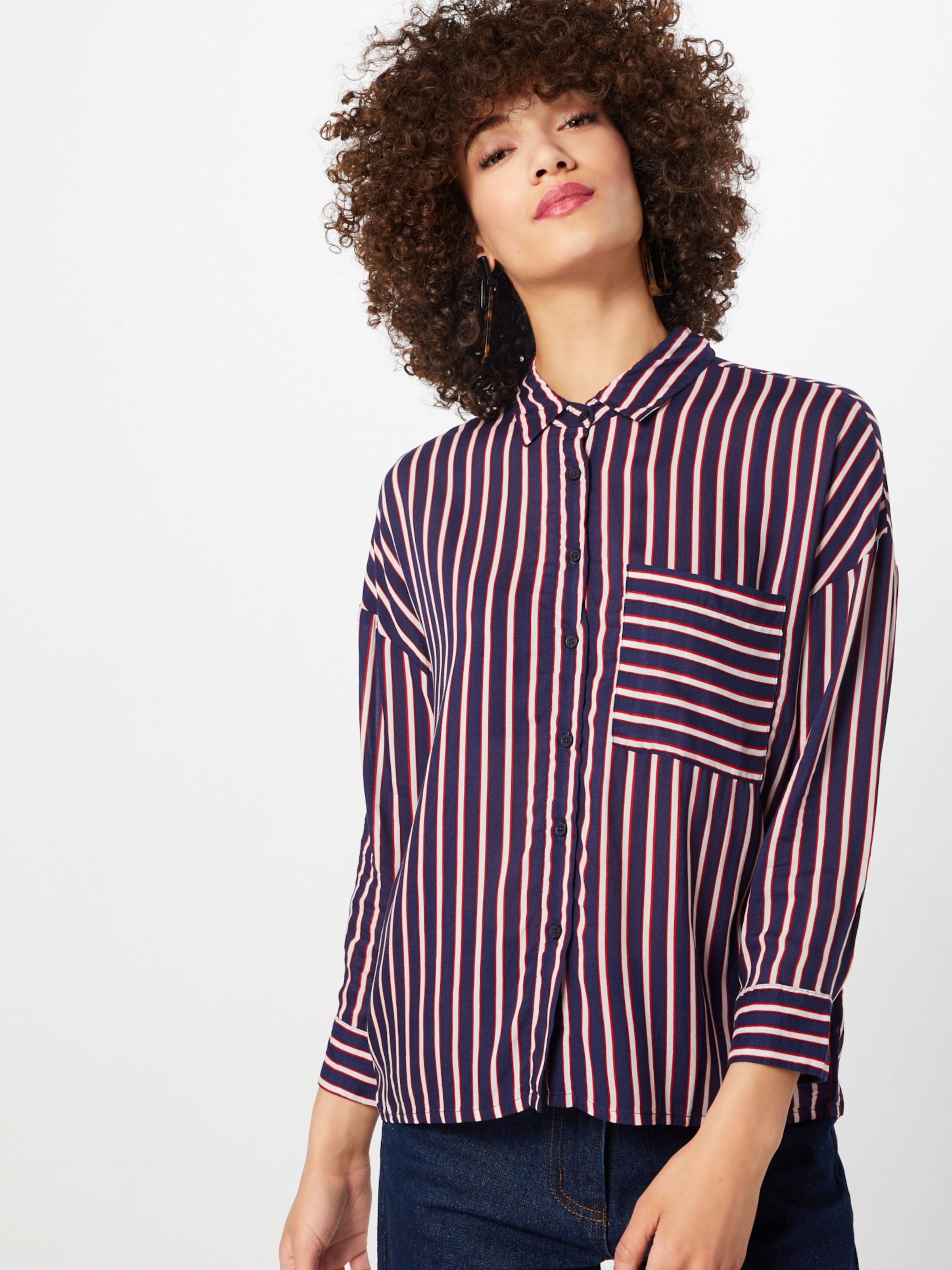 NavyWeiß Ltb Bluse Bluse Ltb In 'mifolo' 'mifolo' In 08knOwP