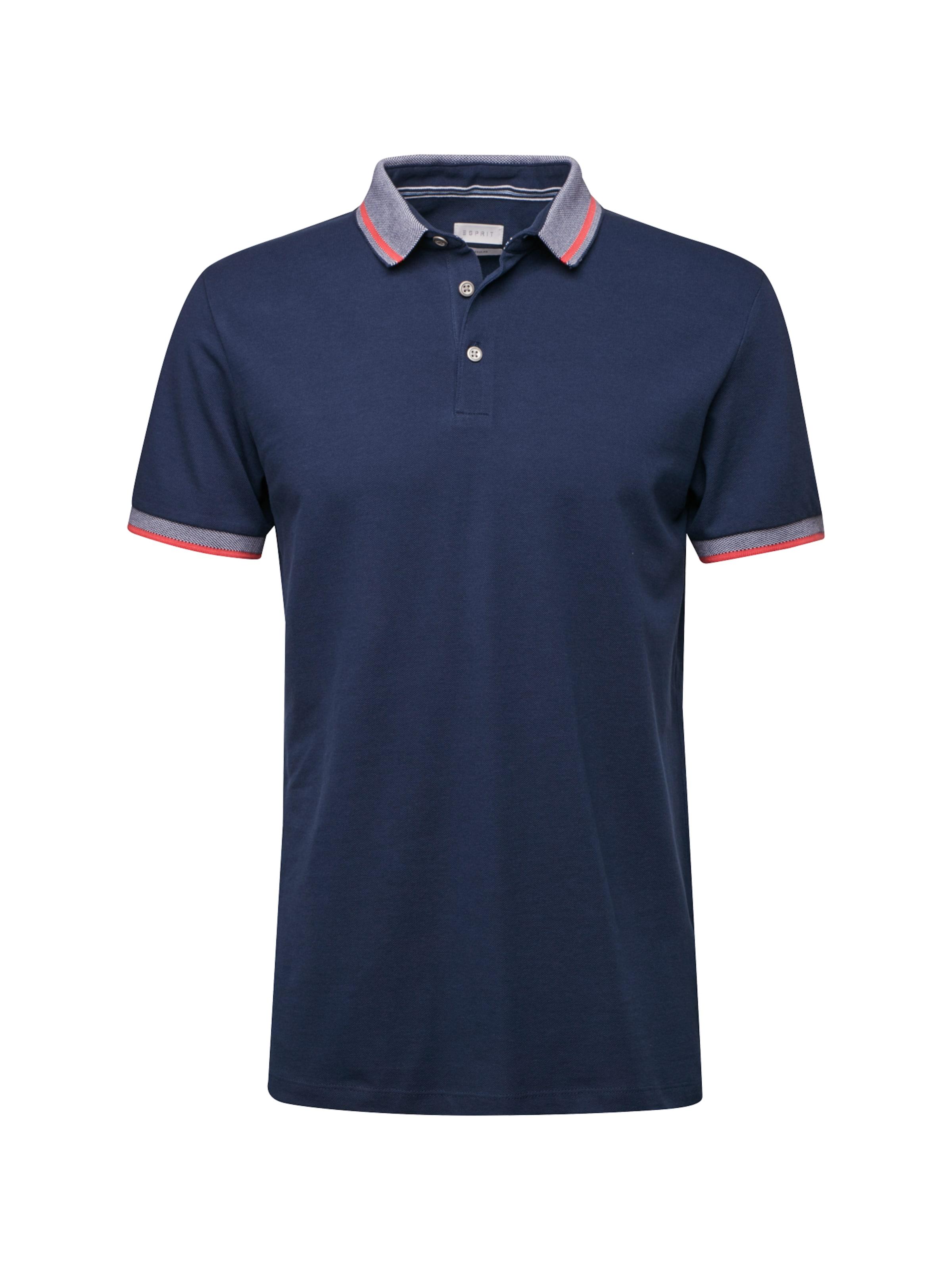 En Marine 'f Po' Esprit Basic Plus T shirt Bleu 2YE9IWeDHb