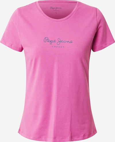Pepe Jeans T-Shirt 'New Virginia' in lila, Produktansicht