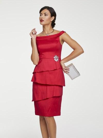 piros heine Koktélruhák, Modell nézet