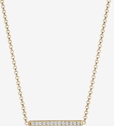 Diamore Halskette Diamant, Reihe in gold, Produktansicht