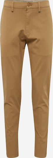 Dockers Chino 'SMART 360 FLEX' in de kleur Beige / Donkerbeige, Productweergave