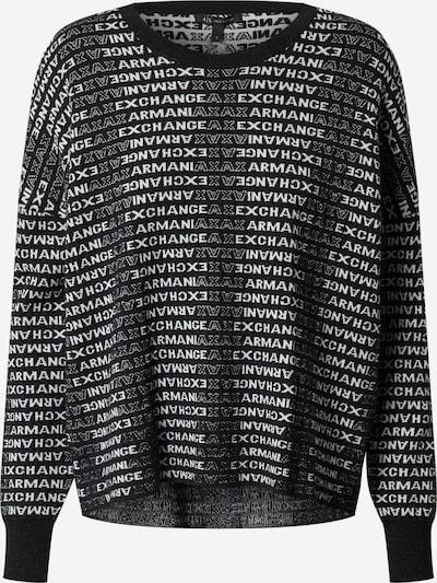 Megztinis iš ARMANI EXCHANGE , spalva - pilka / juoda, Prekių apžvalga