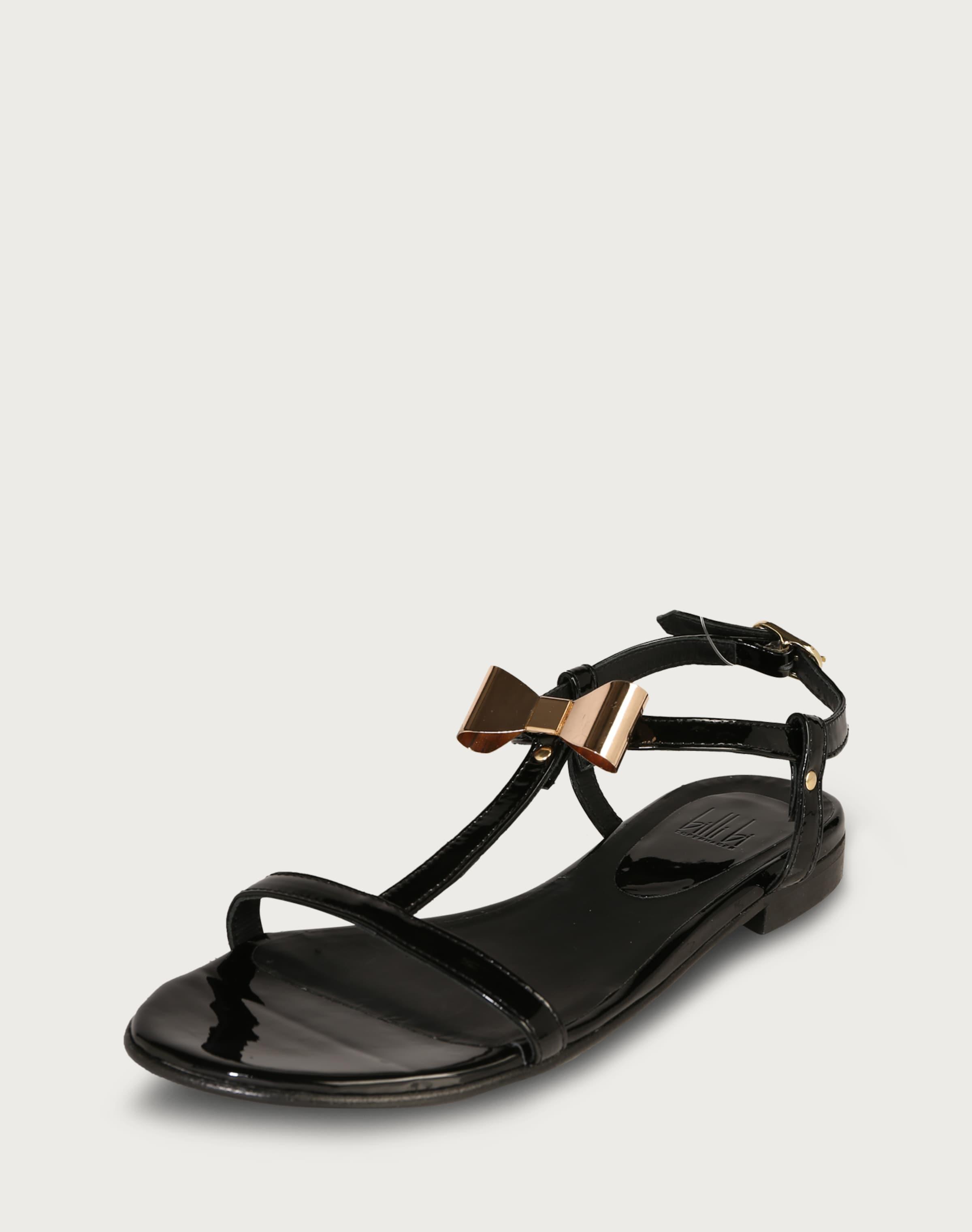 Billi Bi Lack-Sandale  Easy